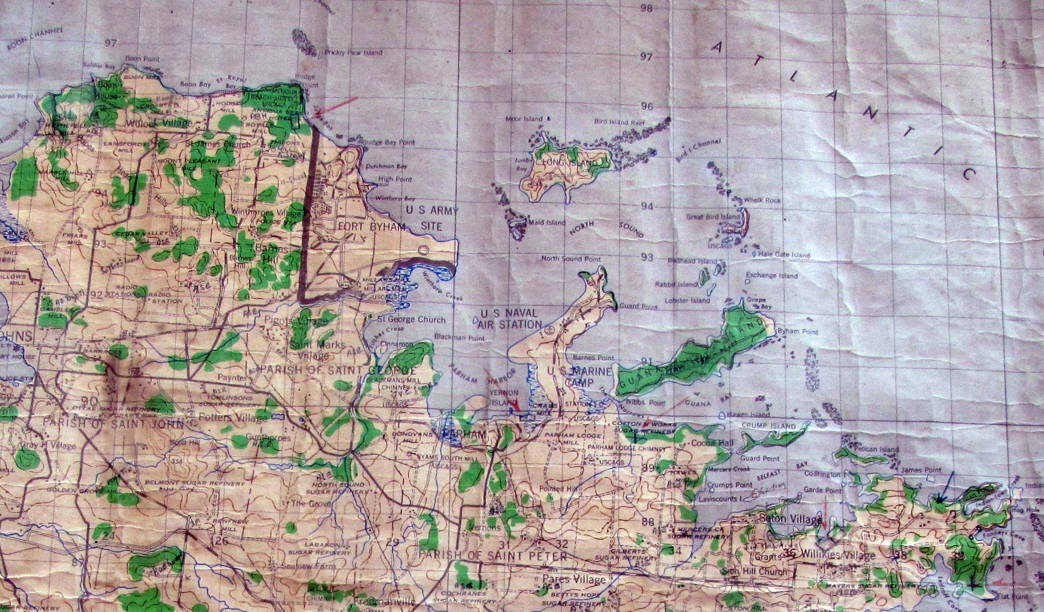 A Short History of Antigua and Barbuda